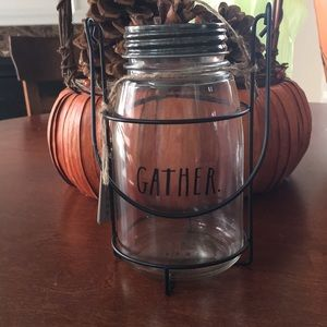 Rae Dunn gather lantern